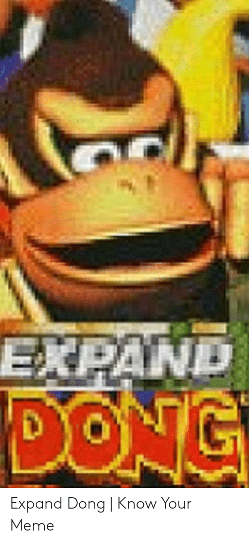 🐣 25+ Best Memes About Expand Dong Know Your | Expand Dong
