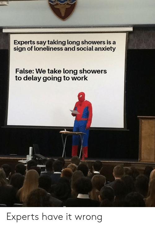 Experts Say Taking Long Showers Is a Sign of Loneliness and Social