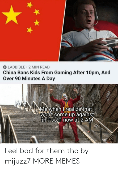 Feel Bad: Feel bad for them tho by mijuzz7 MORE MEMES