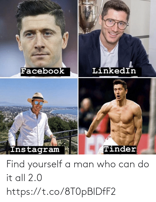 can: Find yourself a man who can do it all 2.0 https://t.co/8T0pBlDfF2