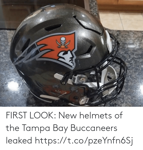 tampa: FIRST LOOK: New helmets of the Tampa Bay Buccaneers leaked https://t.co/pzeYnfn6Sj