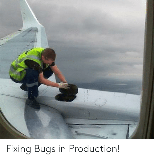 Fixing: Fixing Bugs in Production!
