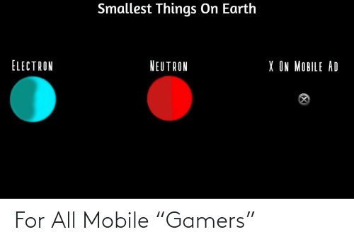 """Mobile: For All Mobile """"Gamers"""""""