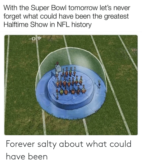 Forever: Forever salty about what could have been