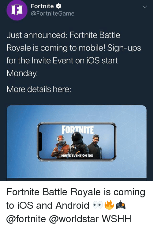 Fortnite < Just Announced Fortnite Battle Royale Is Coming