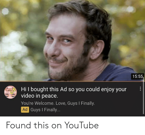 youtube.com: Found this on YouTube