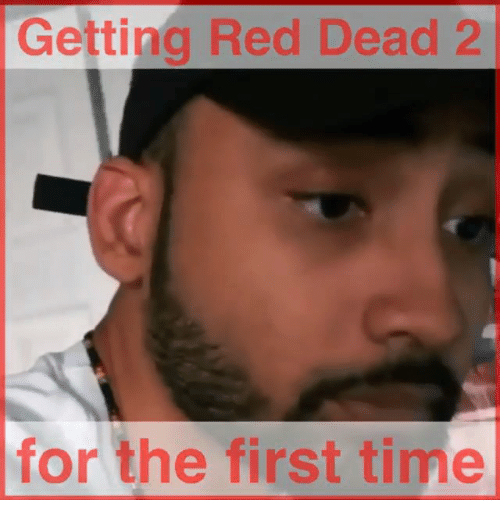 Memes, Time, and 🤖: Getting Red Dead 2  for the first time