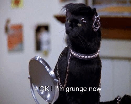 Grunge and Now: grunge now