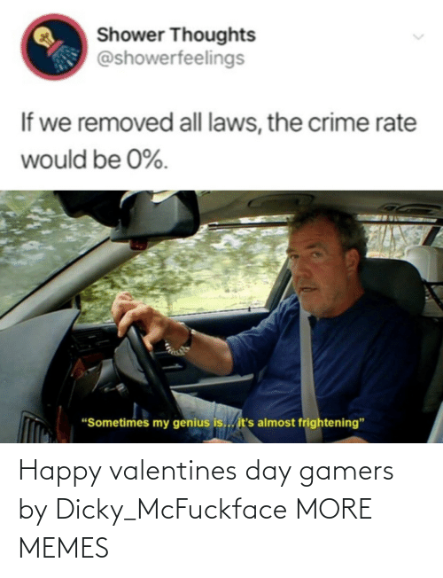 Hilarious: Happy valentines day gamers by Dicky_McFuckface MORE MEMES