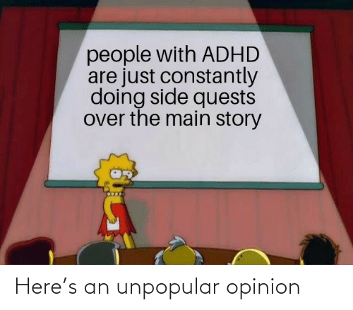 opinion: Here's an unpopular opinion