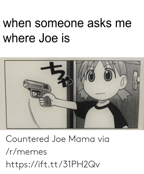 Casual: Hey you know Joe?  You mean Jo Kong? The dude talking  to Sarah now  What do you mean who the fuck is Jo  Kong  Jo Kong these hairy nuts  Parry this you fucking casual Countered Joe Mama via /r/memes https://ift.tt/31PH2Qv