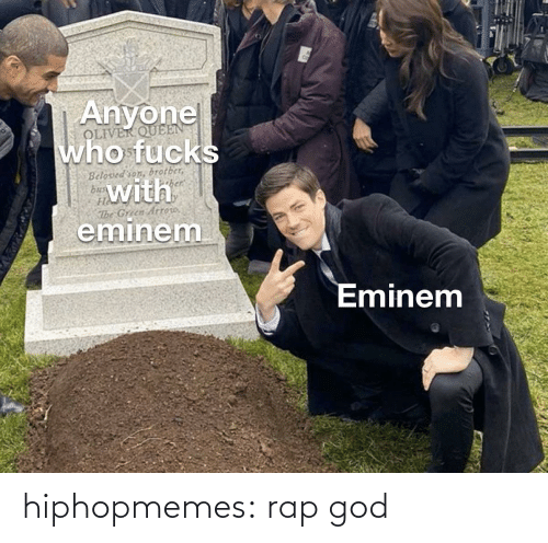 tumblr: hiphopmemes:  rap god