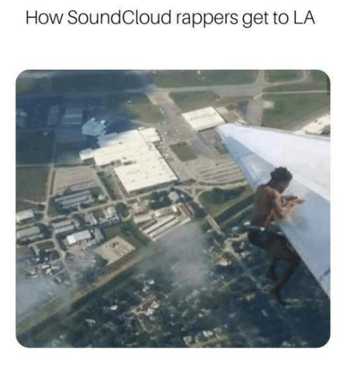 SoundCloud, Rappers, and How: How SoundCloud rappers get to LA