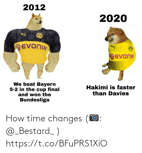 🤖: How time changes  (📷: @_Bestard_ ) https://t.co/BFuPRS1XiO