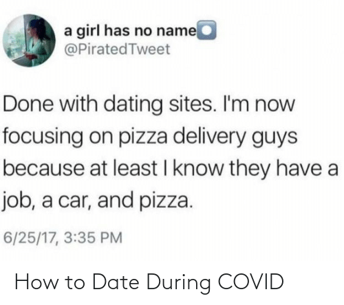 During: How to Date During COVID