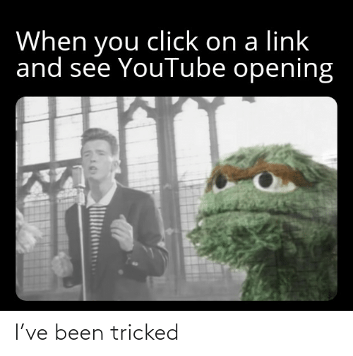 Been: I've been tricked