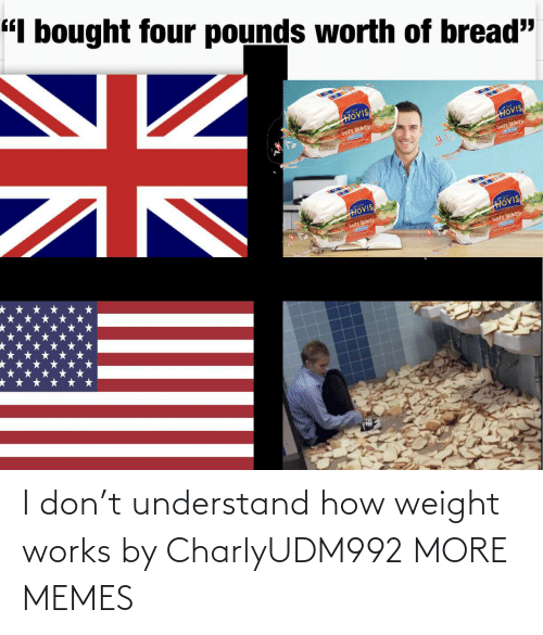 Weight: I don't understand how weight works by CharlyUDM992 MORE MEMES