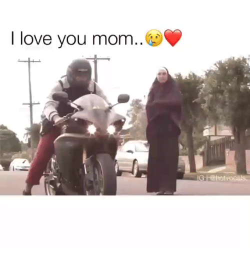 i love you mom: I love you mom..  IG