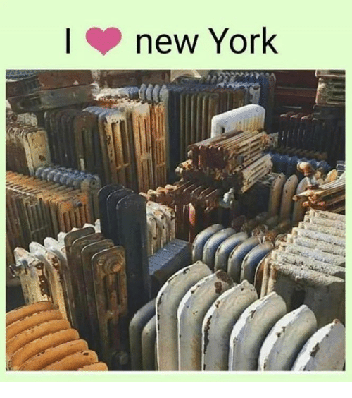 Memes, New York, and 🤖: I new York