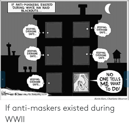 Anti, Wwii, and Existed: If anti-maskers existed during WWII