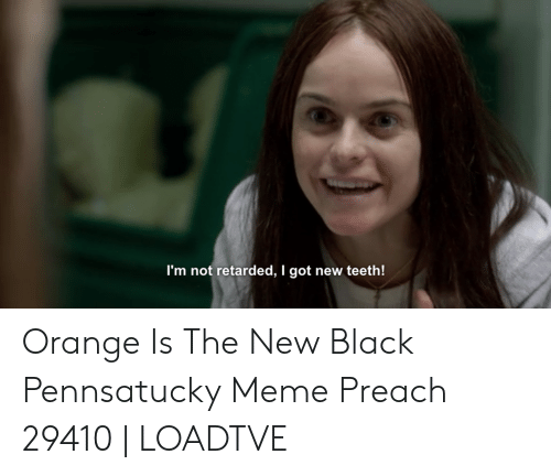 Mount And Blade: Preach Orange Is The New Black Meme