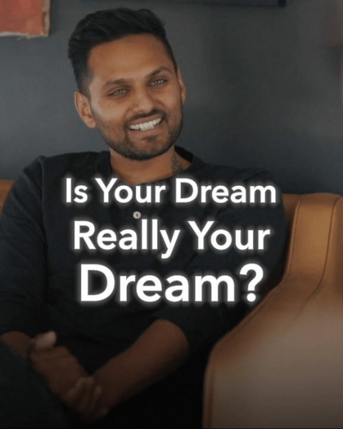 Memes, 🤖, and Dream: Is Your Dream  Really Your  Dream?