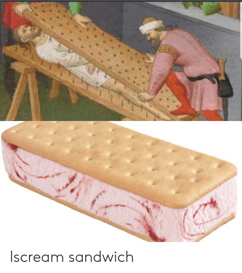 Sandwich: Iscream sandwich