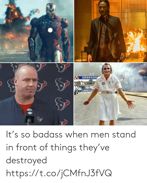 sports: It's so badass when men stand in front of things they've destroyed https://t.co/jCMfnJ3fVQ