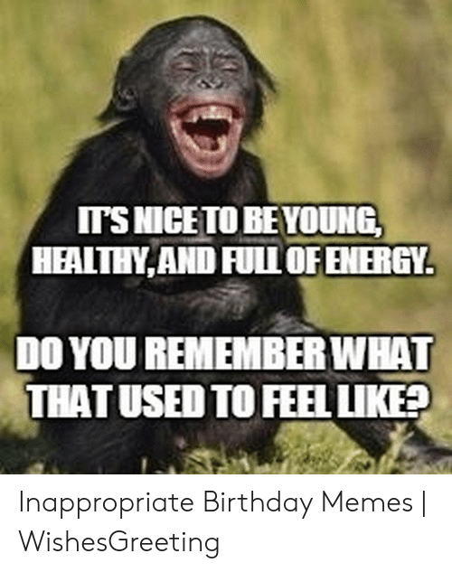🐣 25+ Best Memes About Funny Adult Birthday | Funny Adult