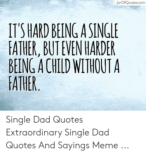 single father quotes