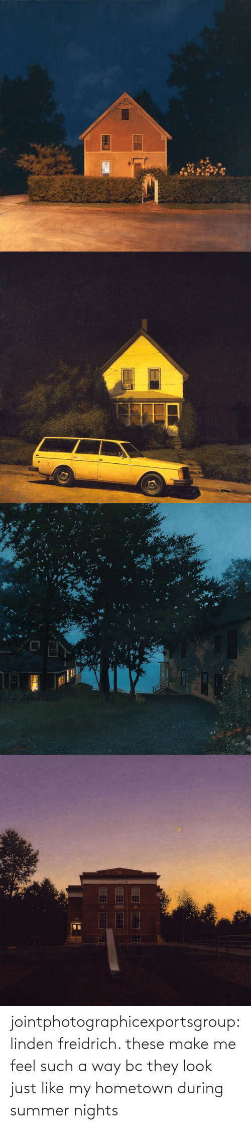 During: jointphotographicexportsgroup: linden freidrich. these make me feel such a way bc they look just like my hometown during summer nights