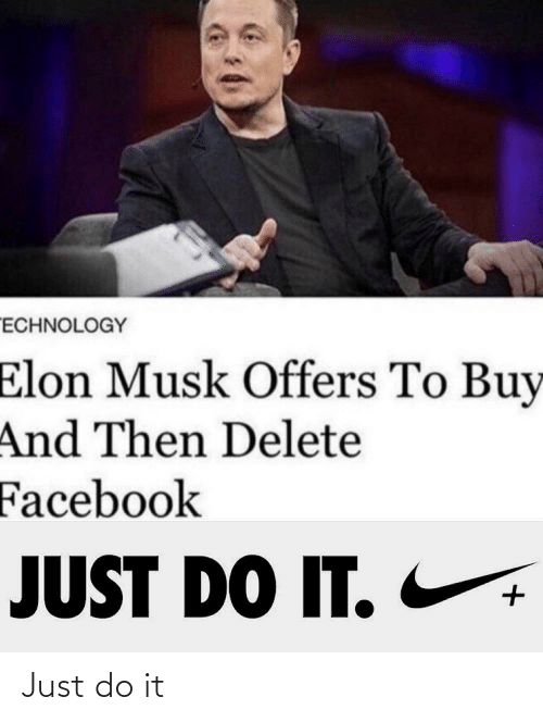 Just Do It, Do It, and Just: Just do it