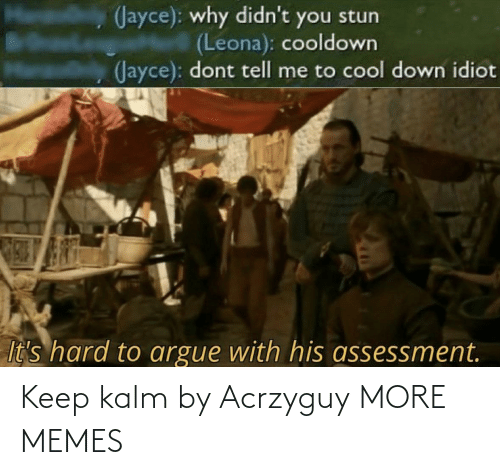 Keep: Keep kalm by Acrzyguy MORE MEMES