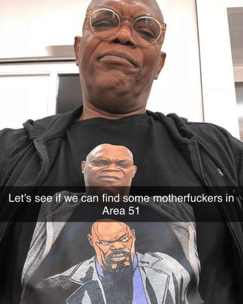 Area 51, Can, and Find: Let's see if we can find some motherfuckers in  Area 51