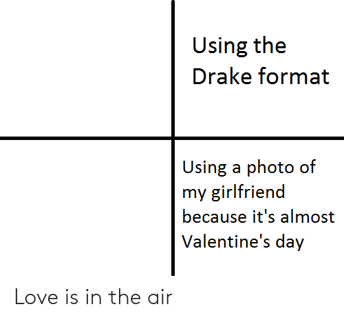 Love: Love is in the air
