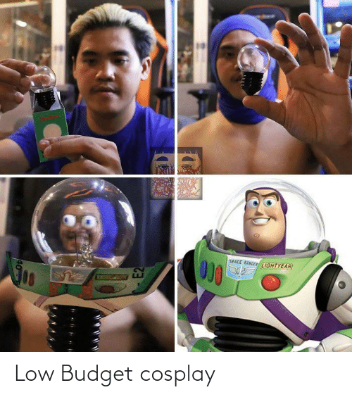 Budget: Low Budget cosplay