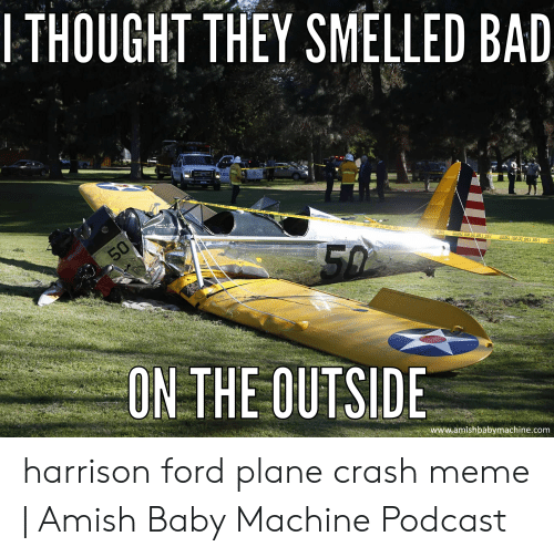 🐣 25+ Best Memes About Harrison Ford Plane Crash | Harrison Ford