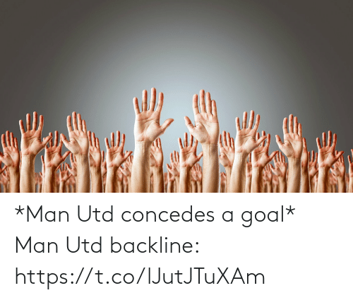 Goal: *Man Utd concedes a goal*  Man Utd backline: https://t.co/lJutJTuXAm