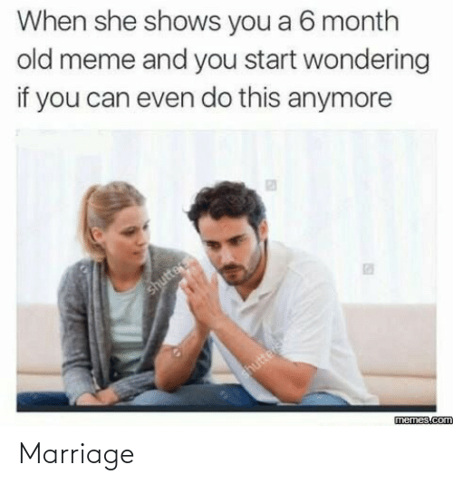 Marriage: Marriage
