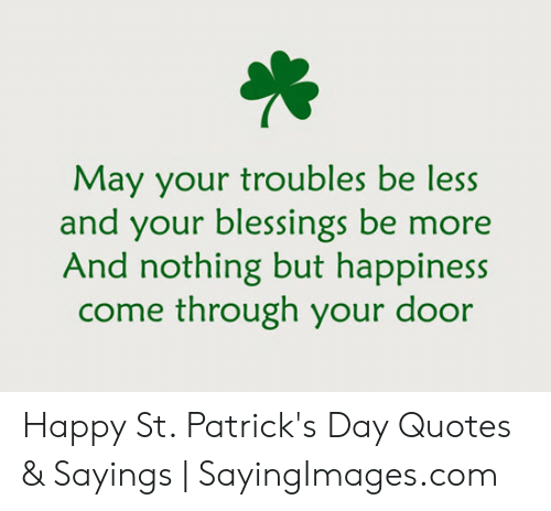 🐣 25+ Best Memes About St Patricks Day Quotes | St Patricks ...