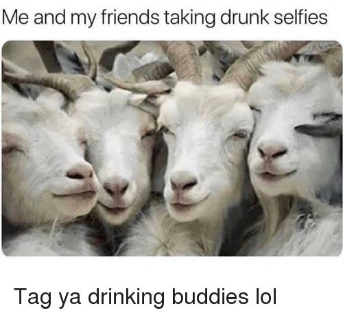 Drinking, Drunk, and Friends: Me and my friends taking drunk selfies Tag ya drinking buddies lol