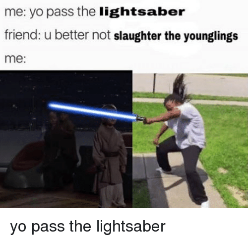 younglings