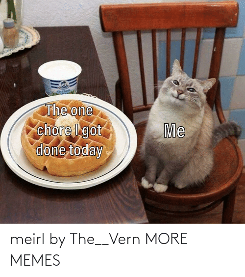 MeIRL: meirl by The__Vern MORE MEMES