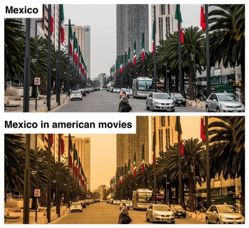 Memes, Movies, and American: Mexico  Mexico in american movies