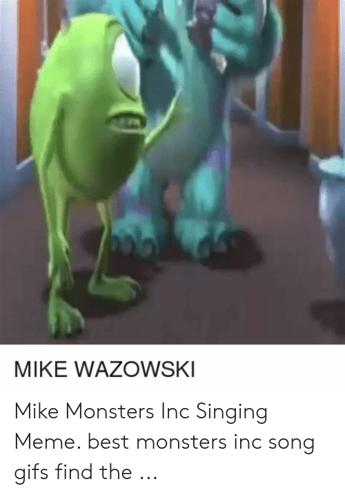 25 Best Memes About Monsters Inc Song Monsters Inc Song Memes