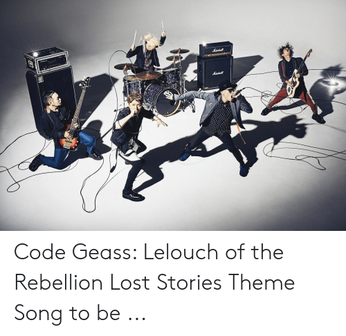 🐣 25+ Best Memes About Code Geass Lelouch of the Rebellion | Code