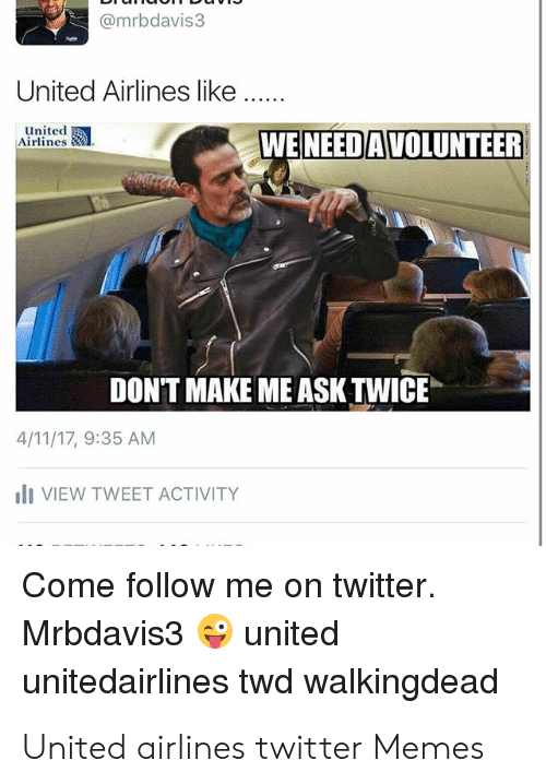 🐣 25+ Best Memes About United Airlines Twitter | United