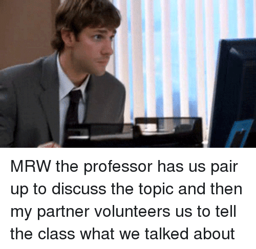 what the class of professor ruff taught me Overview whether you are teaching for the very first time or are a seasoned veteran, prepare carefully for the initial class your preparation and attitude is contagious: students will pick up on your excitement, be more likely to commit to your class, and invest greater energy in the class.