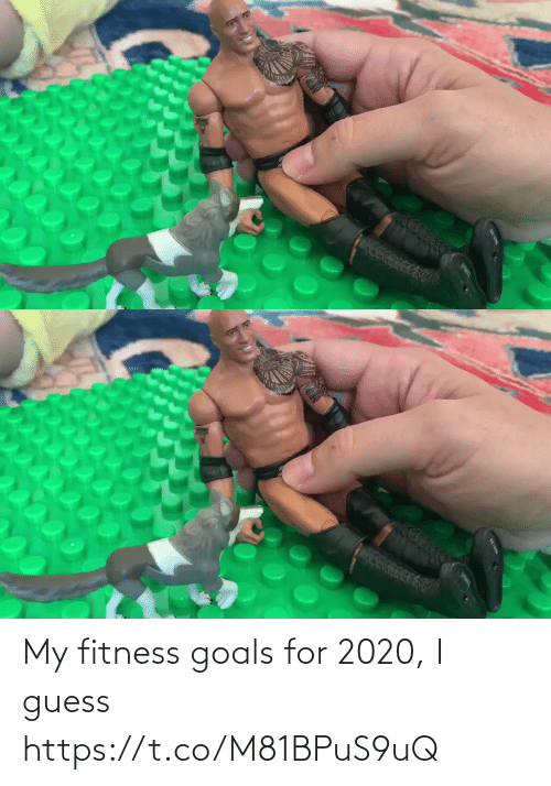 Fitness: My fitness goals for 2020, I guess https://t.co/M81BPuS9uQ