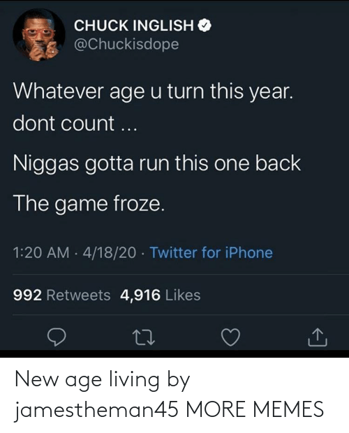 Living: New age living by jamestheman45 MORE MEMES